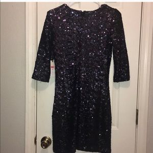 BB Dakota Dresses - BB Dakota Sequin Cocktail Dress